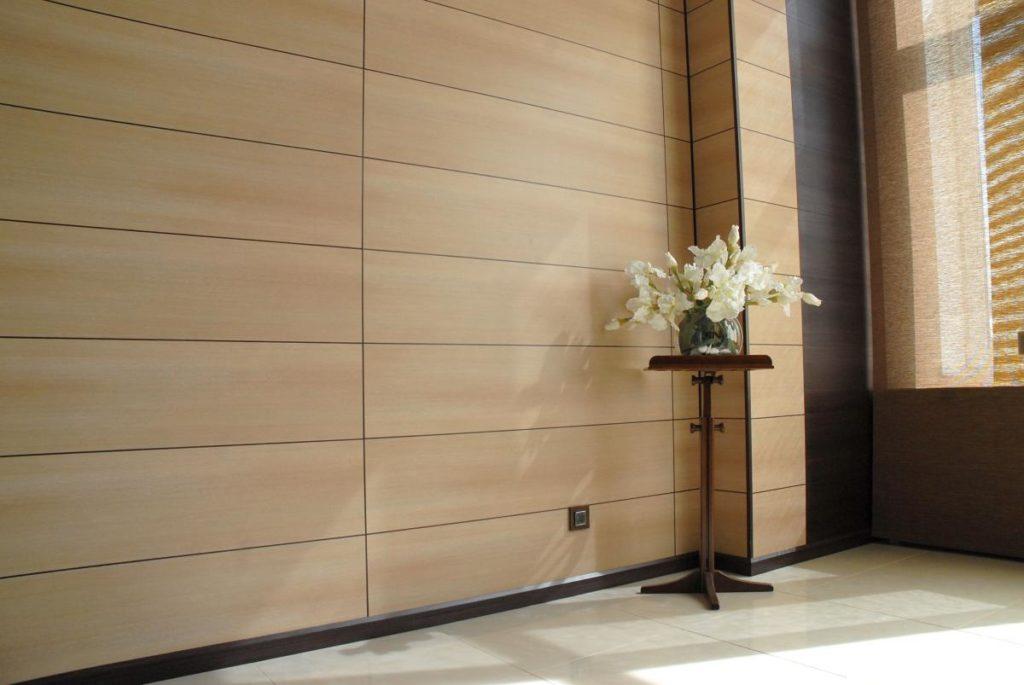 Металлические панели для внутренней отделки квартиры