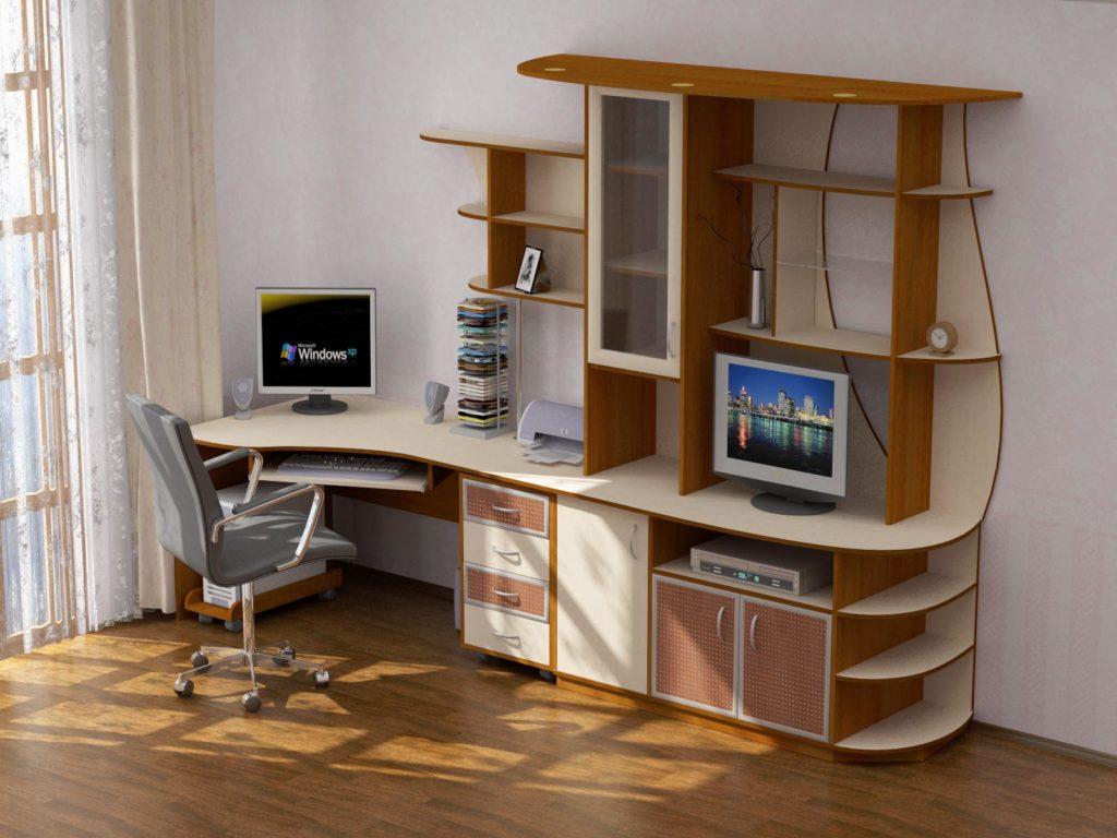 Как выбрать компьютерный стол для школьника