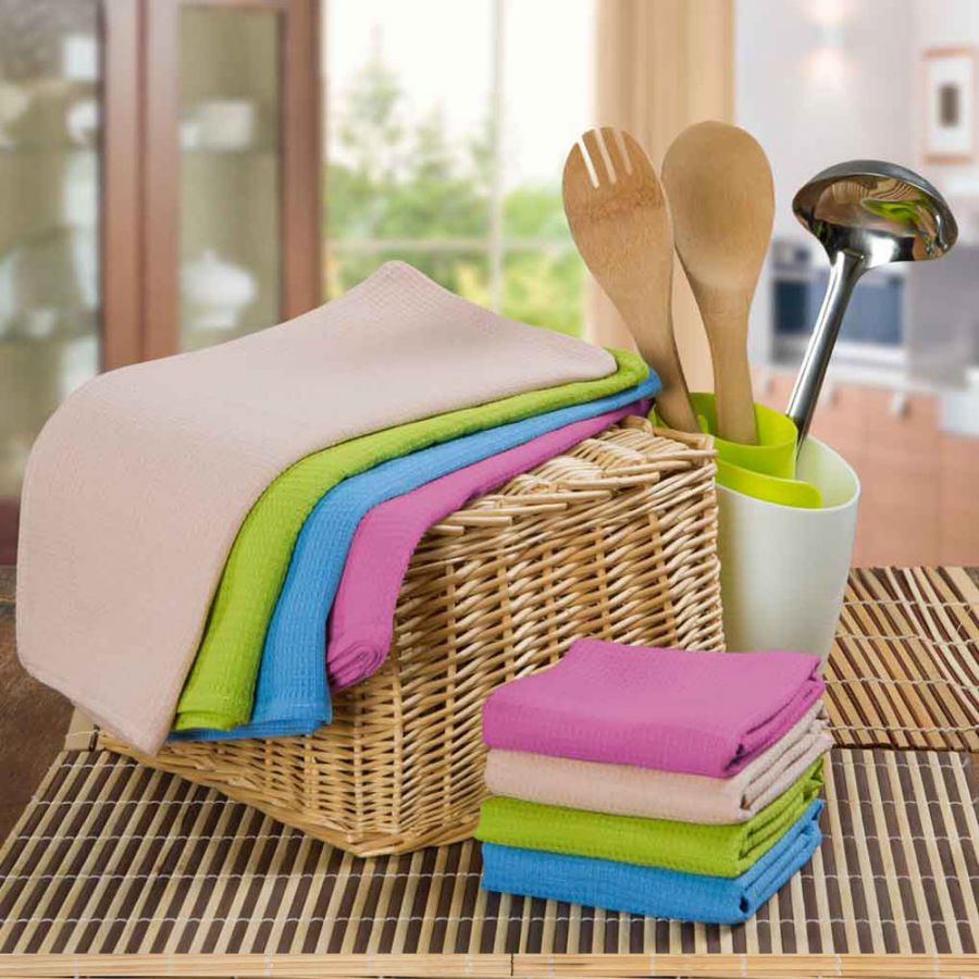 Какие предметы кухонного текстиля необходимы в хозяйстве