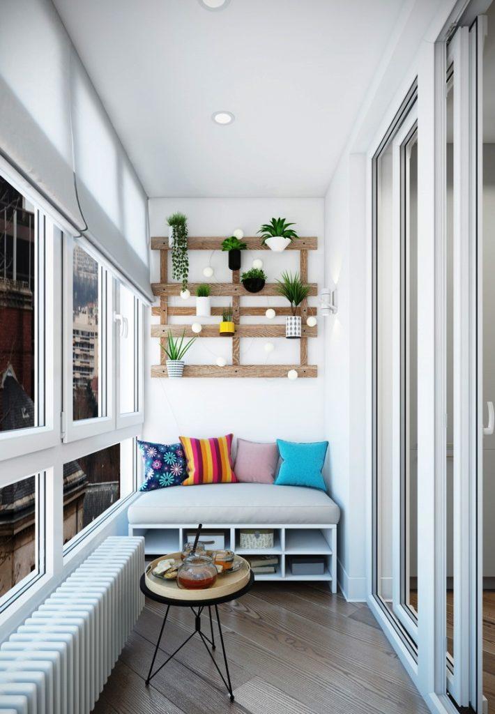 Как обустроить уютный балкон - подборка из 10 идей
