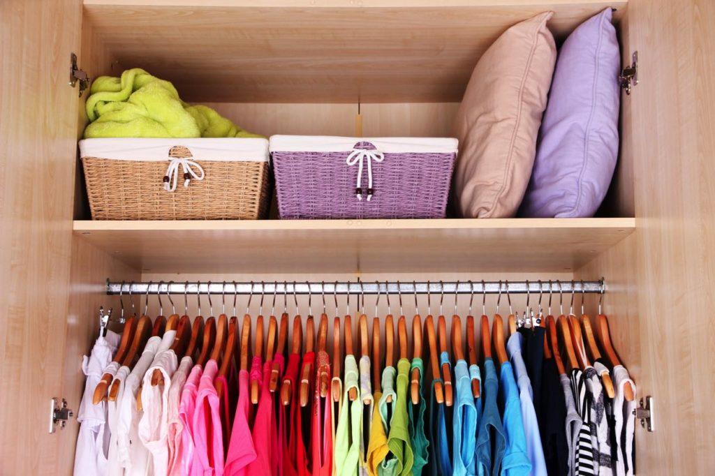 5 правил хранения: как убирать вещи, которыми регулярно пользуешься