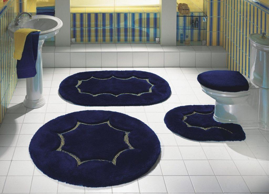 Выбираем коврик в ванную: на что обратить внимание