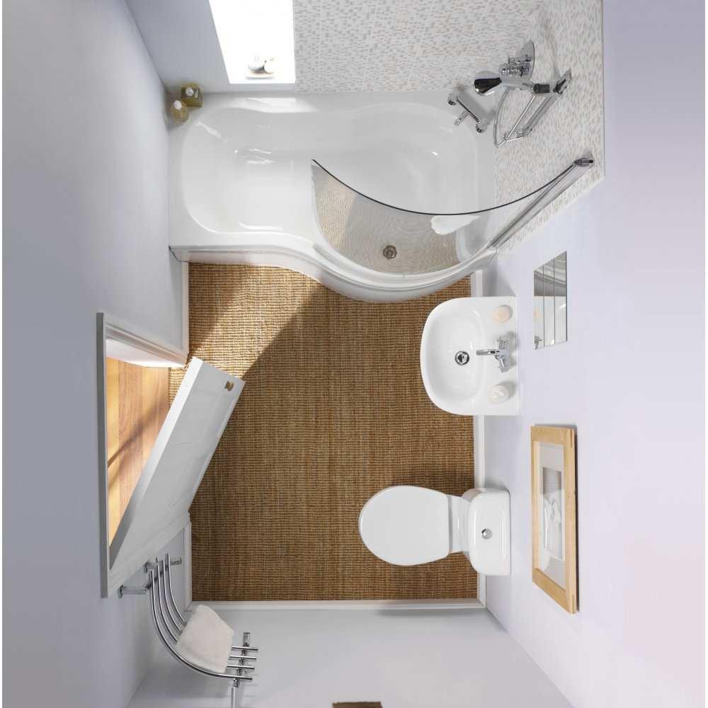 5 лайфхаков для маленькой ванной и туалета