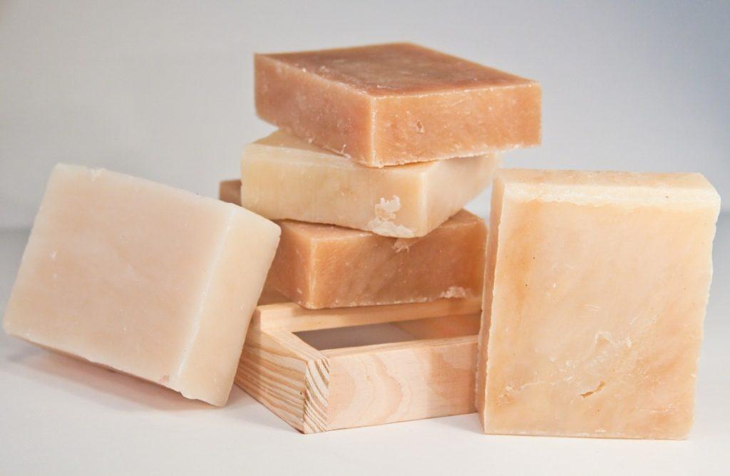 Безопасный стиральный порошок из соды и хозяйственного мыла
