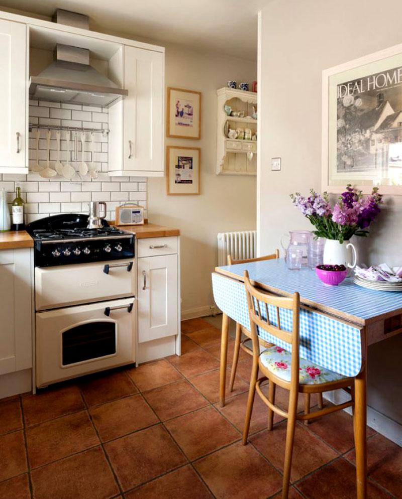 5 советов от дизайнеров для владельцев маленькой кухни
