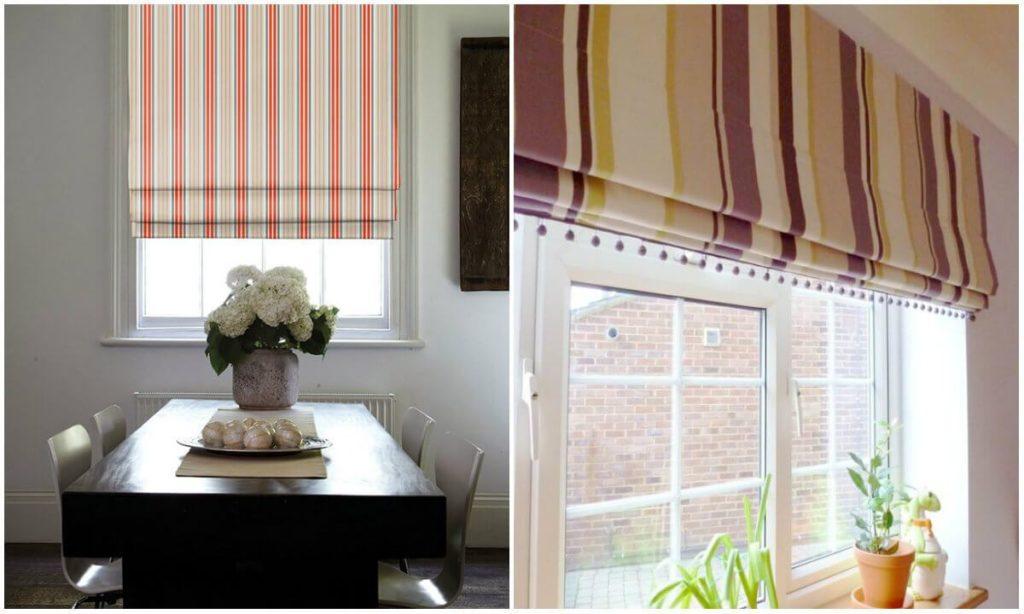Какие шторы лучше выбрать на кухню