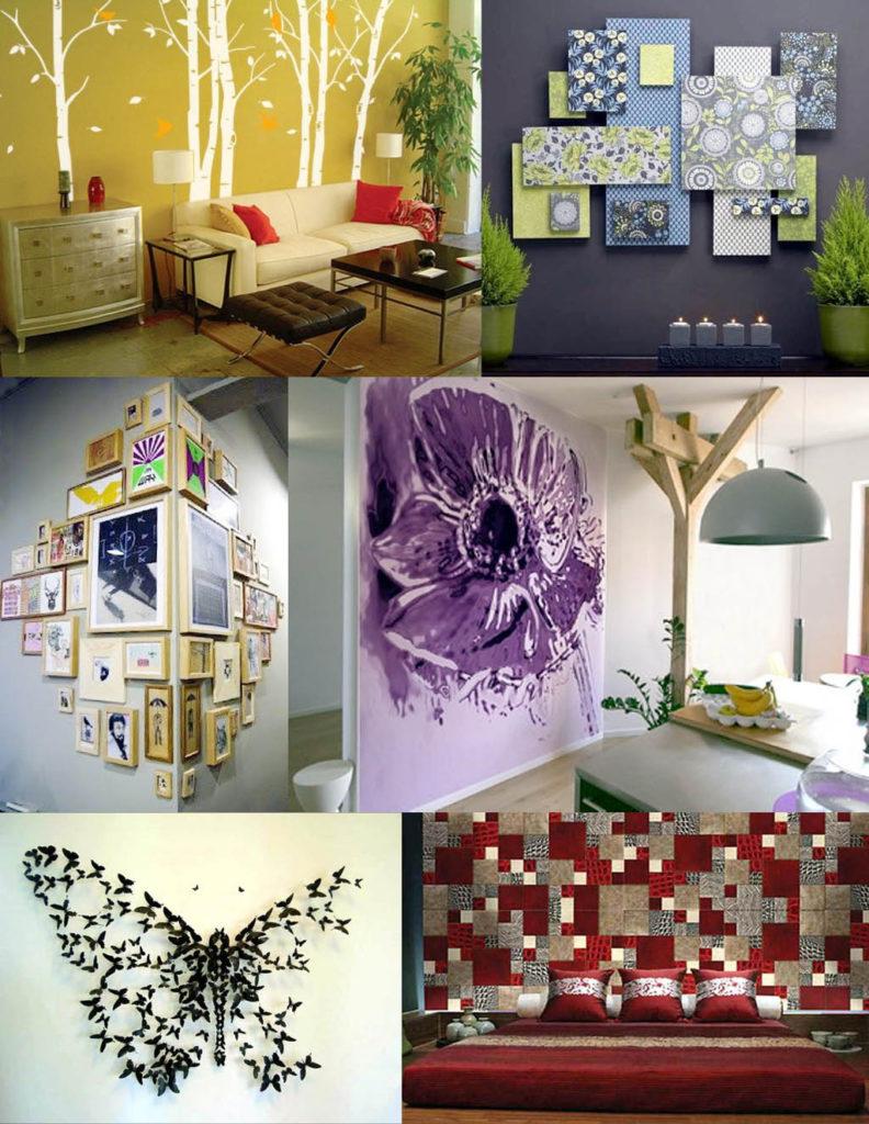 Чем украсить стены, помимо картин: 5 современных идей