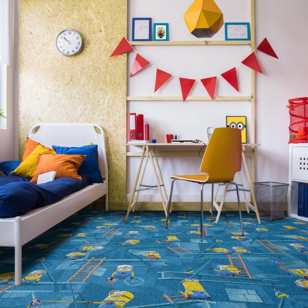 Как выбрать мягкий пол для детской комнаты