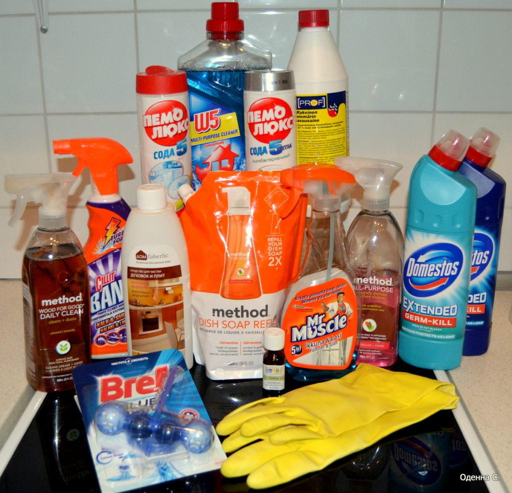 Домашняя паста для чистки сантехники и плитки