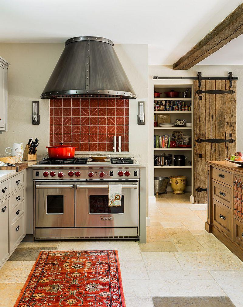 Нужна ли дверь на кухню