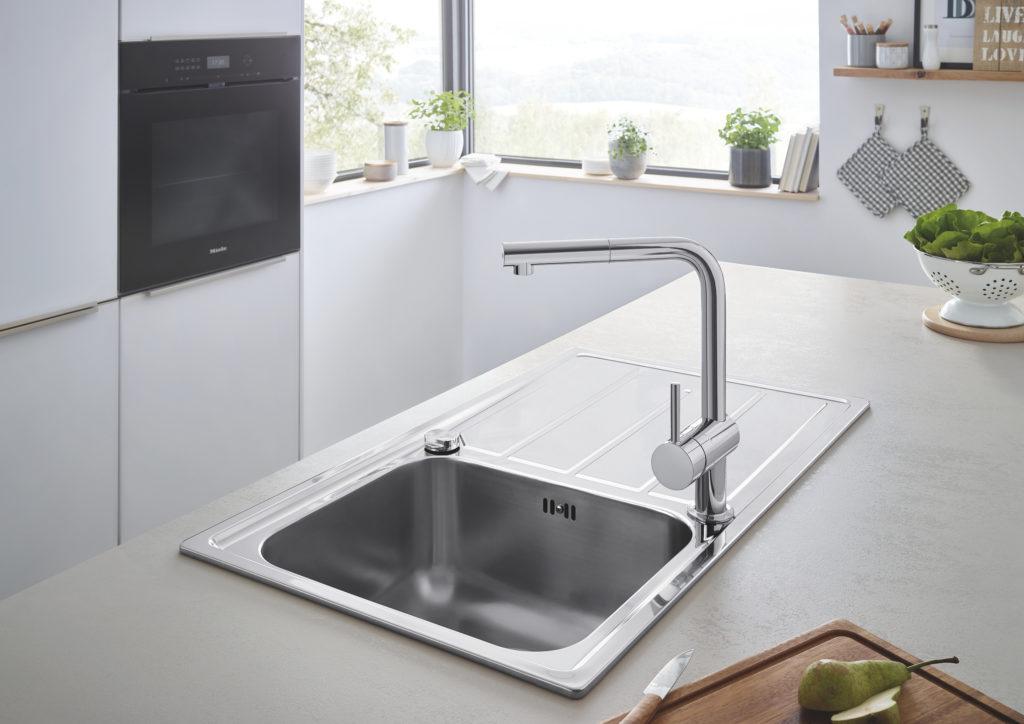 5 легких способов очистить кухонную мойку