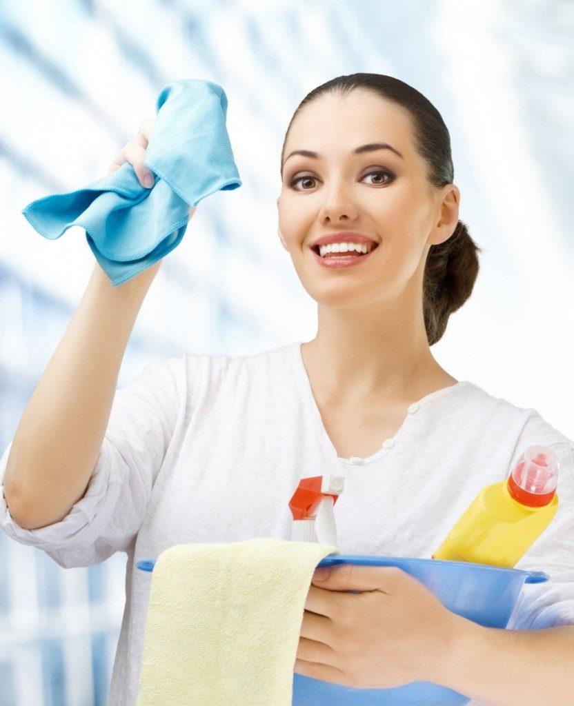 7 хитростей, которые позволят сделать уборку еще быстрее