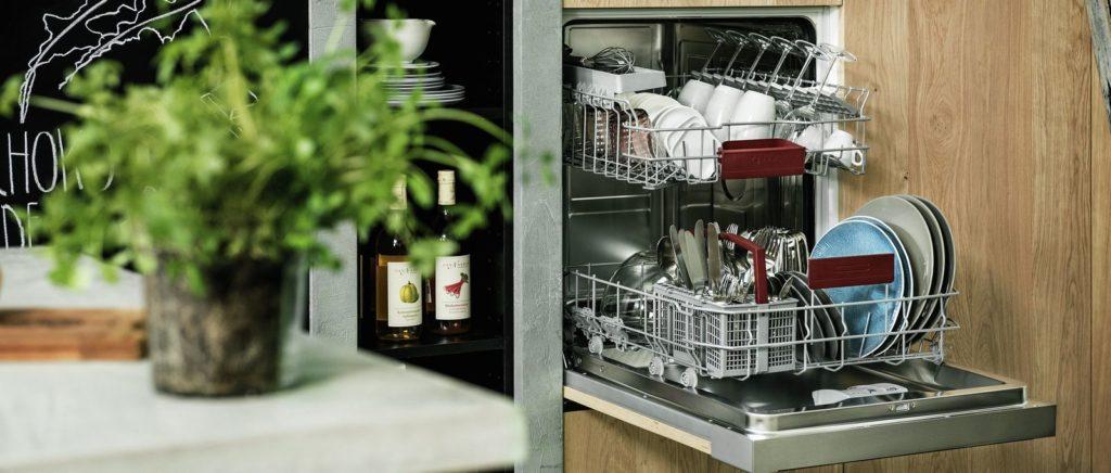 Как выбрать посудомоечную машину на маленькую кухню