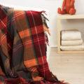 Как стирать домашний текстиль из натуральной шерсти