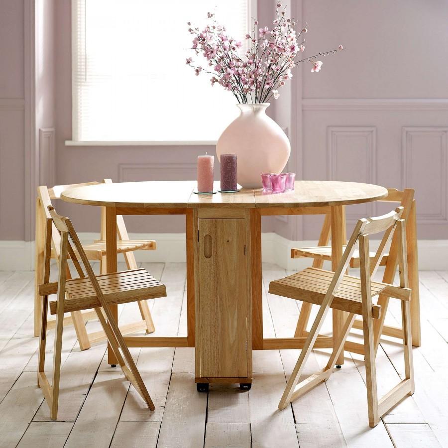 Круглый обеденный стол: за и против