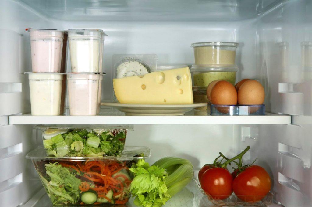 5 идей где можно хранить продукты если холодильник сломался