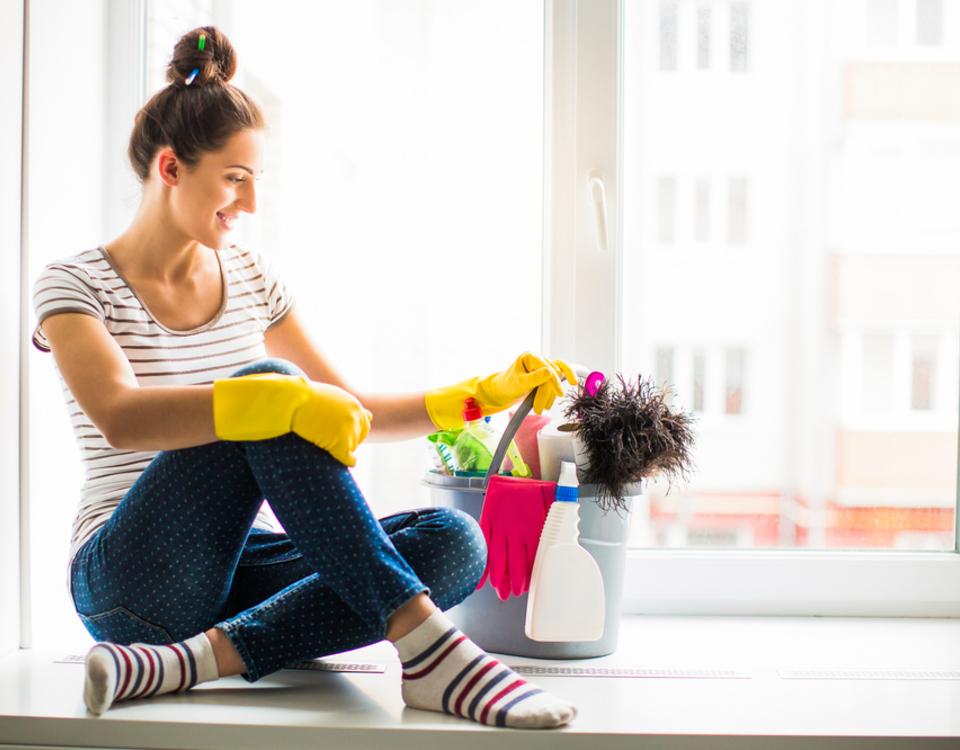 8 советов для быстрой уборки квартиры