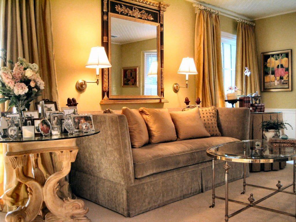 Как почистить бронзовые детали на мебели