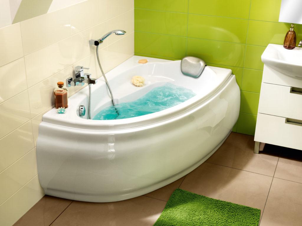 5 домашних способов отмыть до блеска ванну из акрила