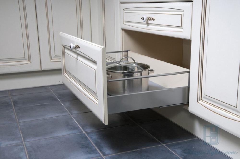 Как организовать удобное хранение на кухне