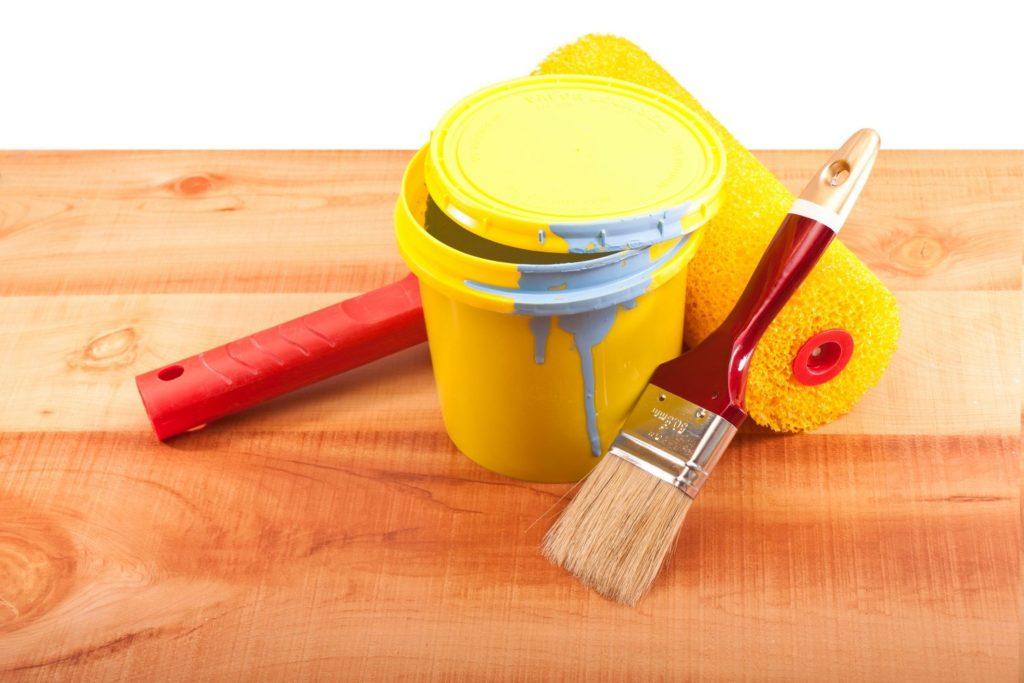 Как быстро выветрить неприятный запах после краски