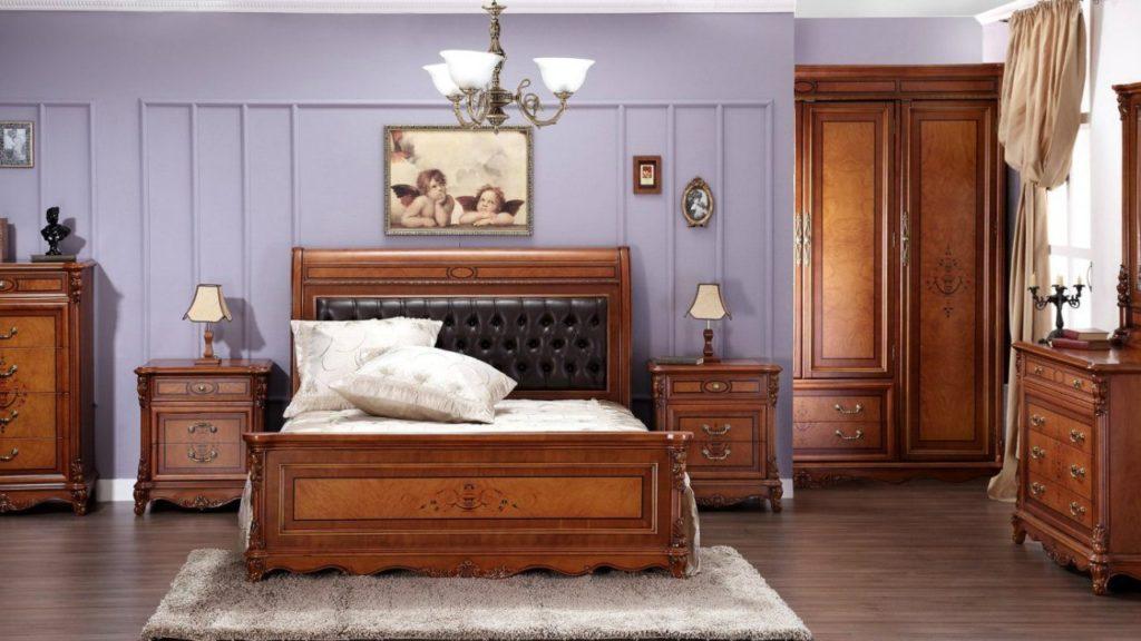 Как правильно ухаживать за мебелью из натуральной древесиной