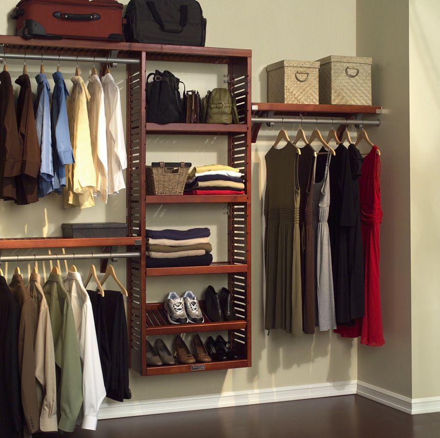 6 советов как правильно хранить вещи в шкафу