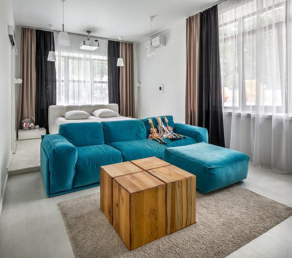 9 современных идей для интерьера гостиной