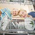 7 правил эксплуатации посудомоечной машины