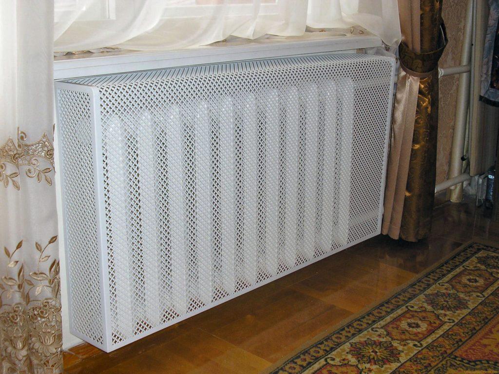 Как замаскировать радиаторы отопления в интерьере