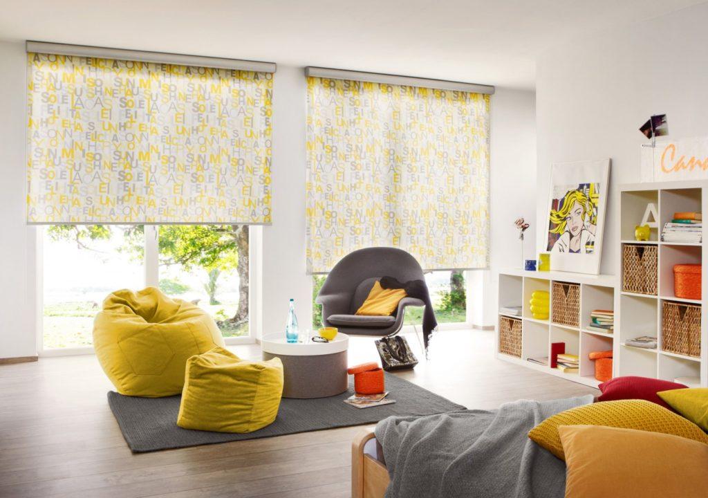 Как правильно чистить рулонные шторы в домашних условиях