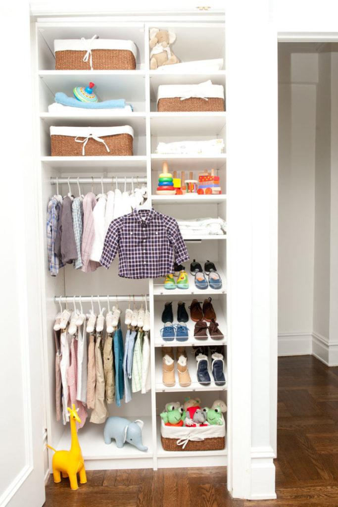 Как правильно убирать вещи которыми регулярно пользуешься
