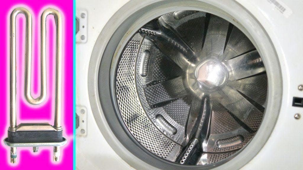 Как быстро очистить стиральную машину от накипи