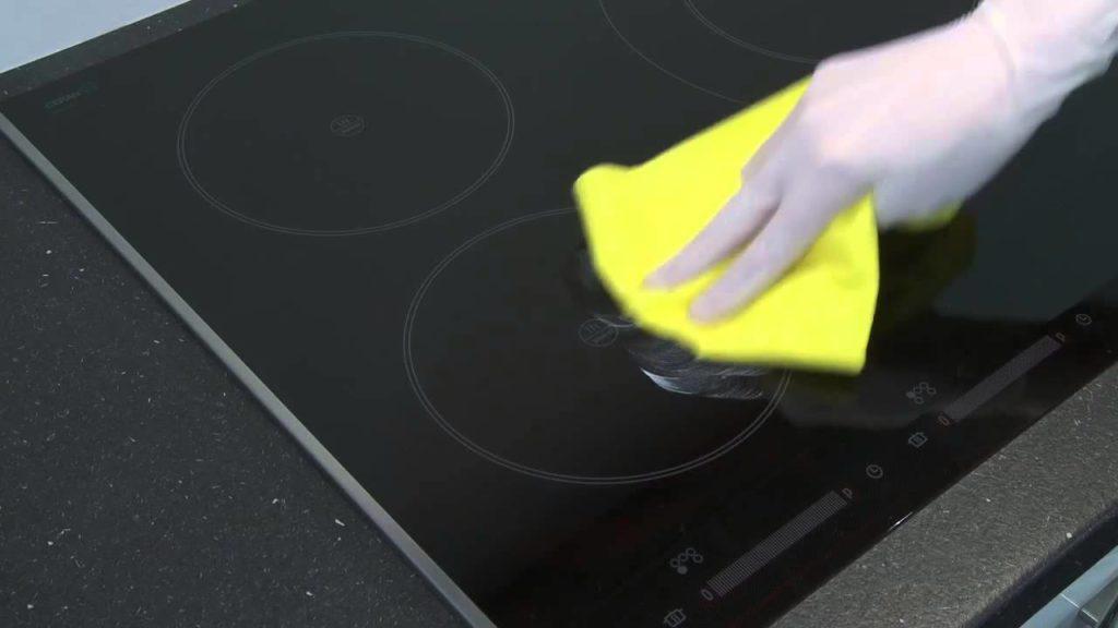 Безопасные средства для чистки варочной поверхности