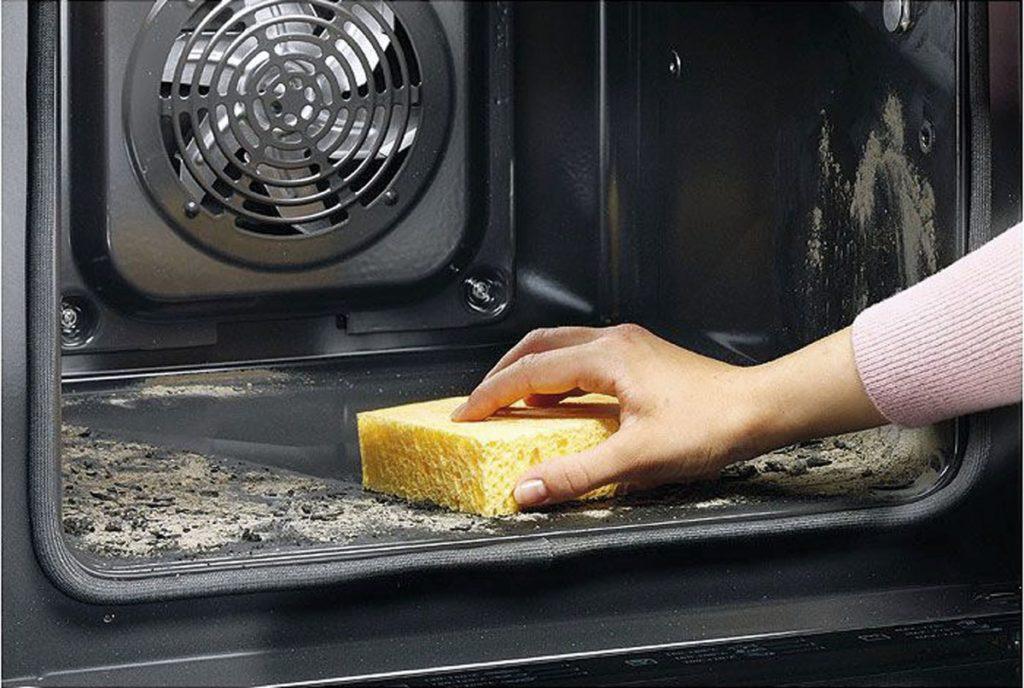 5 советов для чистки газовой духовки