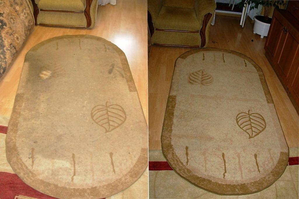 9 действенных лайфхаков по чистке ковровых покрытий