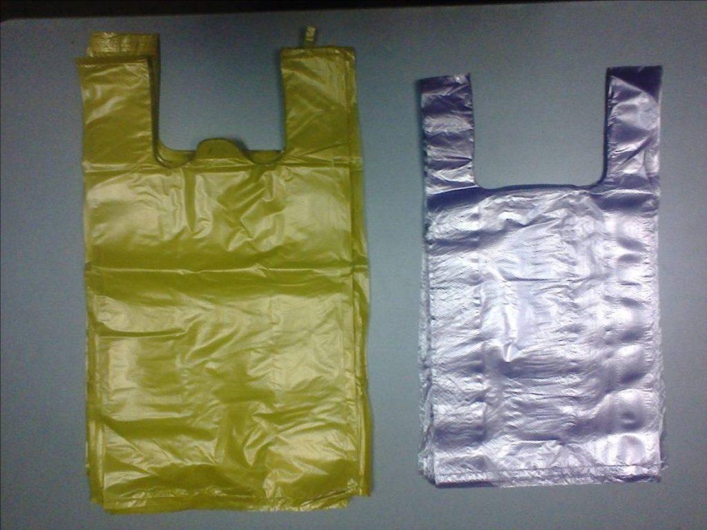 Где красиво хранить полиэтиленовые пакеты