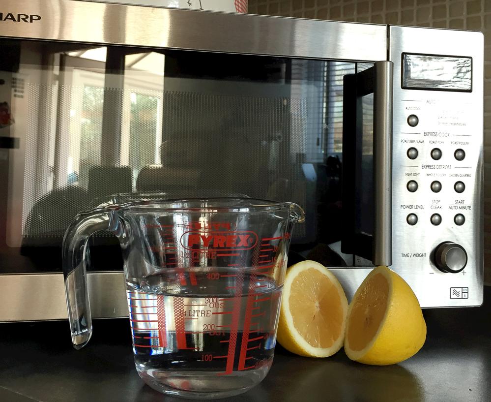Как чистить паром духовки и микроволновки за 20 минут