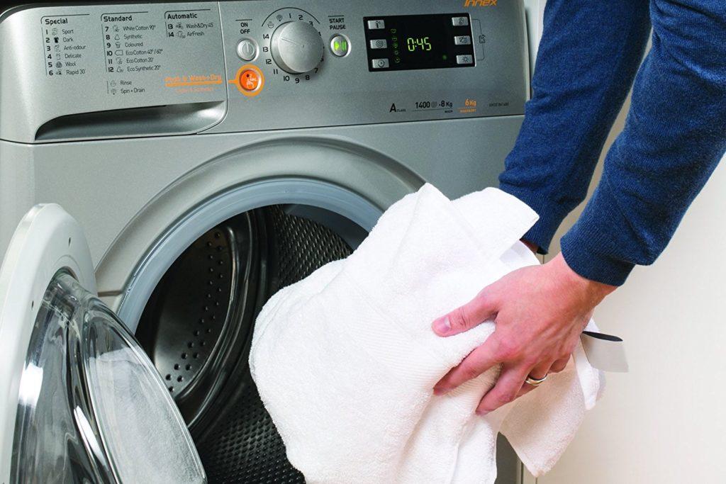 Как самостоятельно стирать одеяла в стиральной машине