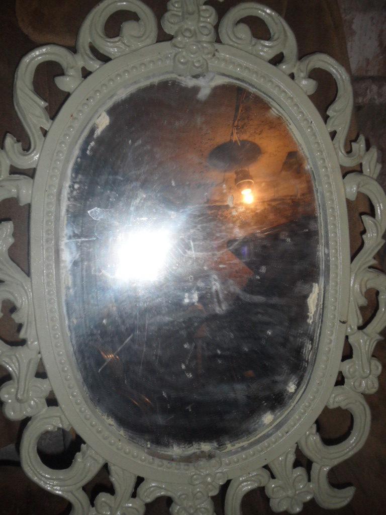Как вернуть старому зеркалу былой блеск
