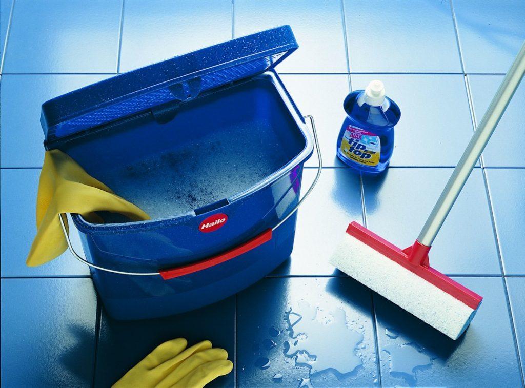 10 хитростей для быстрой уборки