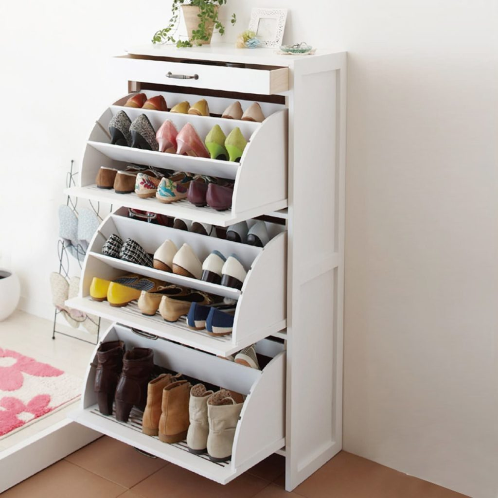 Правила и секреты хранения обуви в малогабаритной квартире
