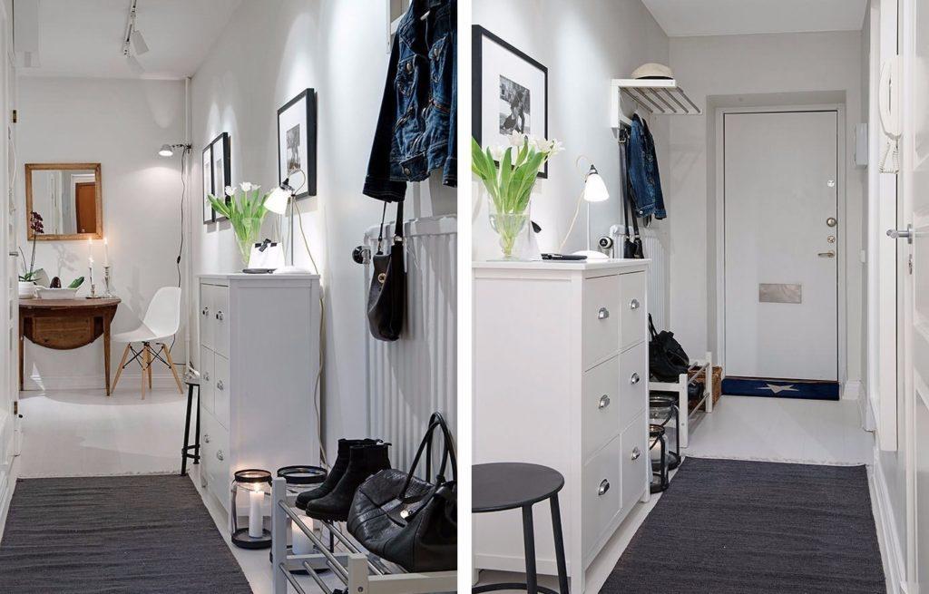 Как дешево обставить прихожую в квартире