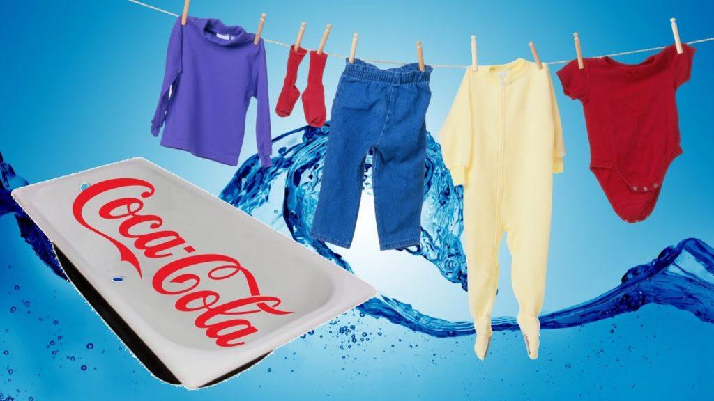 5 вариантов применения кока-колы для домашней уборки