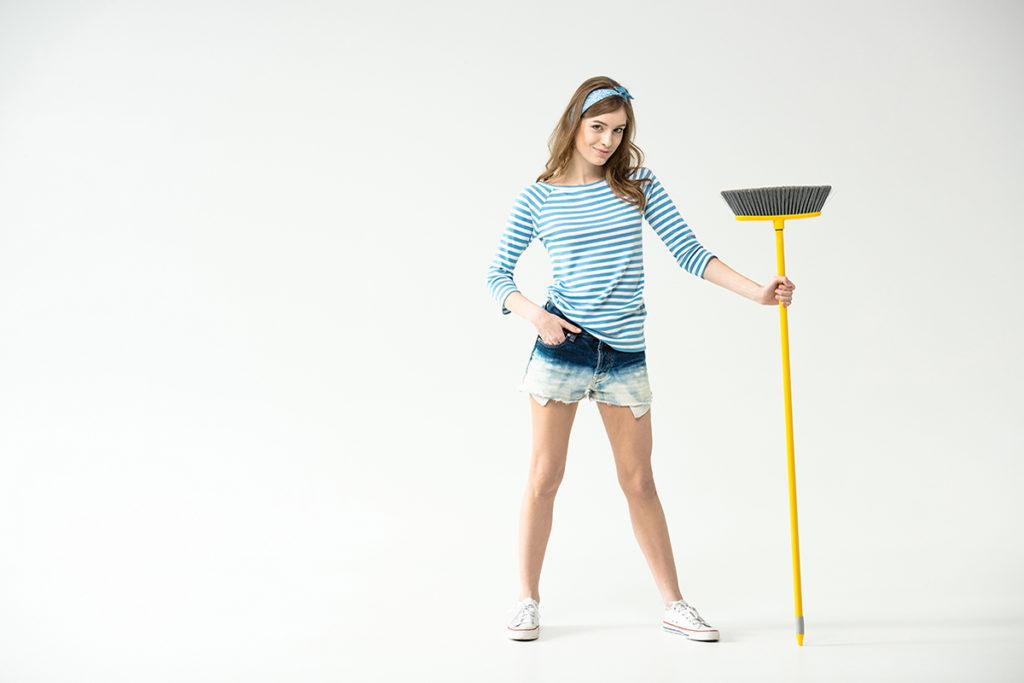 10 ошибок во время уборки, которые отнимают много времени
