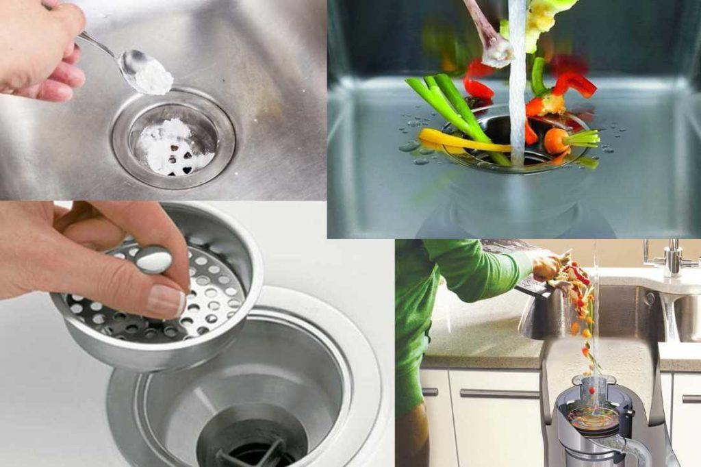 Как бороться с запахом в кухонной раковине