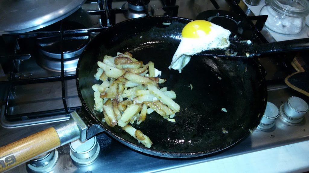 Что сделать, чтобы сковорода не пригорала