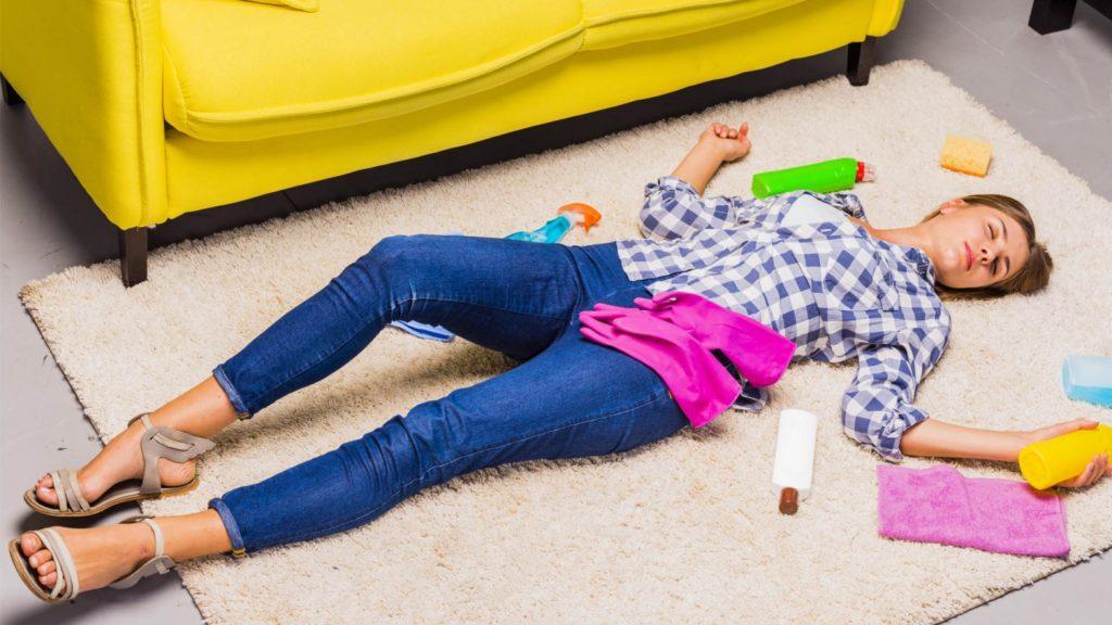 Как быстро провести генеральную уборку в квартире