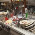 Чем может быть опасна грязь на кухне