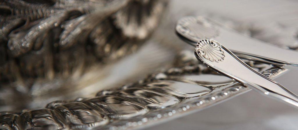 6 советов по чистке столового серебра домашними средствами